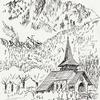 シャモニーモンブランのハイキングコース案内#1 - アンデックスからラック・ブラン