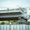 京都 新駅 梅小路駅 工事中。9月30日夜から10月1日朝まで 全列車 部分運休[2]