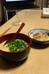 風邪ひいたんで晩飯は雑炊を…&同い年の友人の訃報を聞いて絶句してしまった。