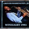 GROVER WASHINGTON, JR. - Live at Five Spot, NYC 1993