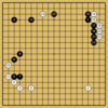 AlphaGo対AlphaZeroの棋譜5