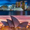 【シンガポール】シンガポールでの暮らし【オーストラリア】