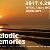 Melodic Memories in MATAMA Tracklist (2017.04.29.)