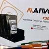 MAIWOの四連装HDDスタンドにDriveDxが対応してた件