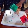 カラフルボックスと色粘土