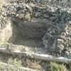 運玉畑を耕し溜池を掘る