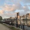 【新オープンホテル】早朝の楽しみ、リバーサイド・ジョギング@「ザ・ゲートホテル両国 by HULIC」(8)
