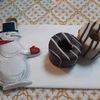ショコラバウム: 東京ショコラファクトリー 東京駅ナカで買うお土産はクリスマスの飾りみたい