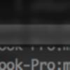 iTunes で再生中の曲を tmux のステータスラインに表示する