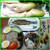 17/06/06の晩ご飯(辛み大根つけ蕎麦)