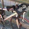 ロードバイクde姫路〜神戸往復、、が、何故か愛車(FELT F95)の撮影会状態!