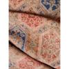 着物生地(376)亀甲に更紗模様上代紬