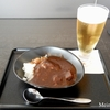 [JGC修行]2の1:羽田国際線JALラウンジで念願のカレー