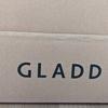 GLADDで初購入。