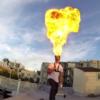 火吹きの3DみたいなGoPro(ゴープロ)の写真の撮り方が判明したぞっ!
