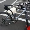 紀の川北岸自転車生活 誰かのGravier(年式不明)