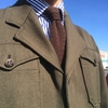 私のヴィンテージハンティングジャケット