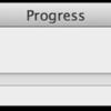 名前付きパイプでプログレスバーを操作する