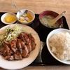 伊勢佐木町の「和記食坊」で焼き鴨肉定食