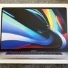 MacBook Pro 16 CTOモデル 注文から受け取りまでの日数