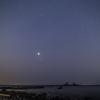 【天体写真】 神奈川県 真鶴半島三ツ石からの星空