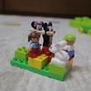 娘が手持ちのレゴでネバーランドを表現してきました