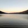 湖畔キャンプ二日目、いずみの湯経由で帰路につく。西湖の西の海キャンプ場に行ってみた。(梨県南都留郡富士河口湖町西湖)