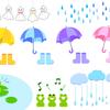 今週のお題「傘」 幼稚園児、唐傘小蔵、強風とビニール傘等々思い出すまま本日も雑多