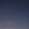 10月31日(木)晴れ アイソン彗星、未だ見えず