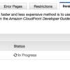 AWS CloudFront で Cache を Purge する(PHP/Ruby編)