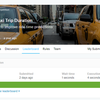 予測問題、kaggle: New York City Taxi Trip Duration