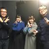 ℃-uteの鈴木愛理さんがキツネポーズを決める