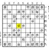 対中飛車△7三桂急戦 01