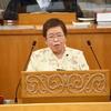 7日、9月県議会が閉会、宮川議員が討論。消費税5%減税等の意見書が共産党だけの賛成で否決に