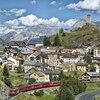 まるでアルプスの少女ハイジの世界!スイスが誇る鉄道世界遺産 レーティッシュ鉄道アルブラ線