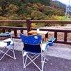 【年金生活を楽しく】山の上で「外カフェ」を楽しみました。