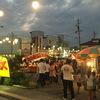 地域のお祭り、花市もんめ ~8月12日(土)丸子・花市~