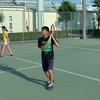 全日本ジュニアテニス選手権一回戦!
