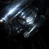 Z400LTD2 トップブリッジ〜センターナットの締め付けトルク