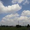 8月28日の積雲&二日間の独り言