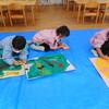 年少組さん絵画活動