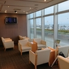 長崎空港を利用しました。航空会社のラウンジはありません。