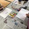 11月25日組集会「定光寺の宝物」作り