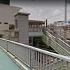 グーグルストリートビューで駅を見てみた 近鉄 大阪線 河内国分駅