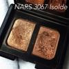 【NARS】デュオアイシャドー 3067 Isolde レビュー&スウォッチ