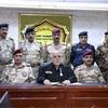 イラク、モスル奪還作戦開始 「イスラム国」掃討へ重大局面