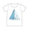 undetroze x 片平里菜 のTシャツを制作しました