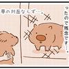 【犬漫画】五月山公園と保護犬カフェ川西店に行ってきました。