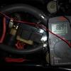 XV400ビラーゴ レギュレーターが早くも昇天