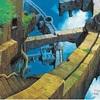 [道外展]★山本二三展 天空の城ラピュタ、火垂るの墓、もののけ姫、時をかける少女